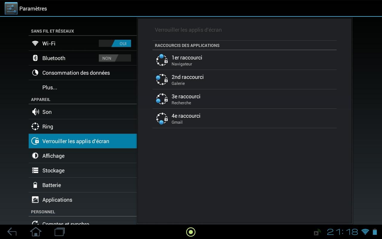Recherches associees a application pour tablette android 4.0.4 gratuit