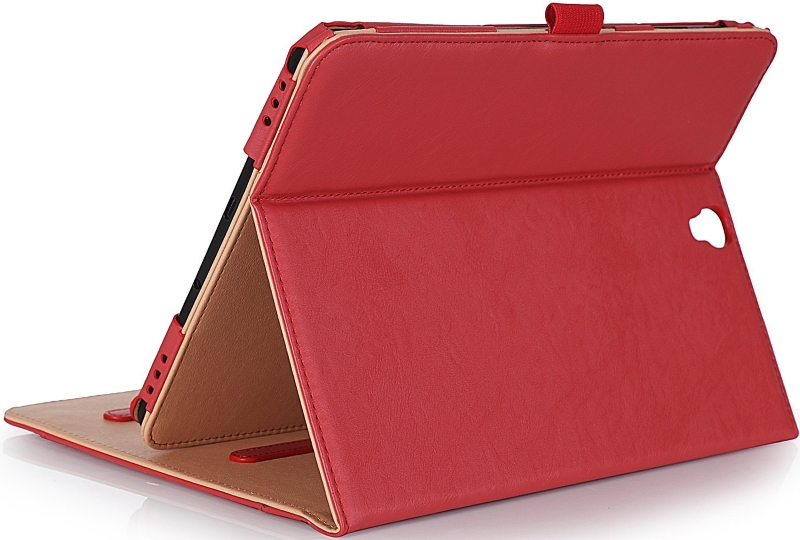 ProCase pour Samsung Galaxy Tab S3 (rouge)