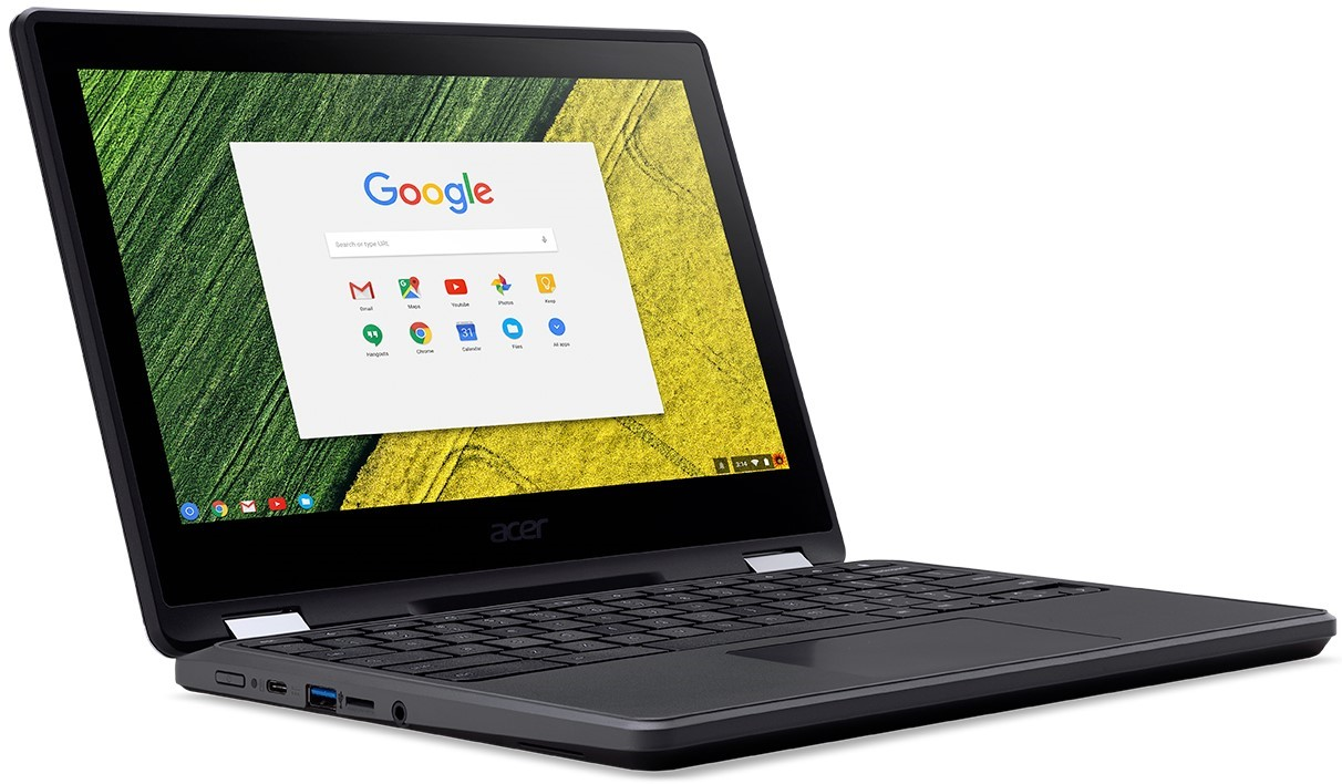 Acer Chromebook Spin 11 (mode notebook)