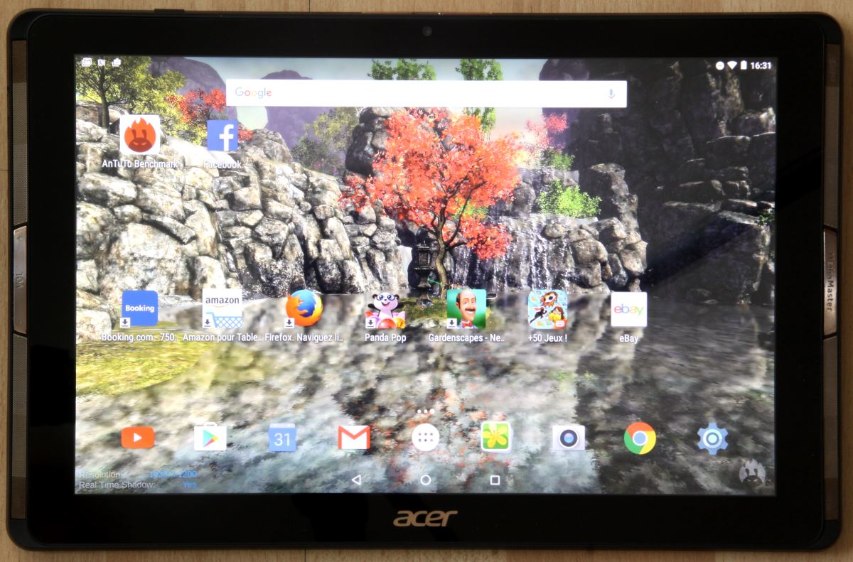 Acer Iconia Tab 10 A3-A40 (face)