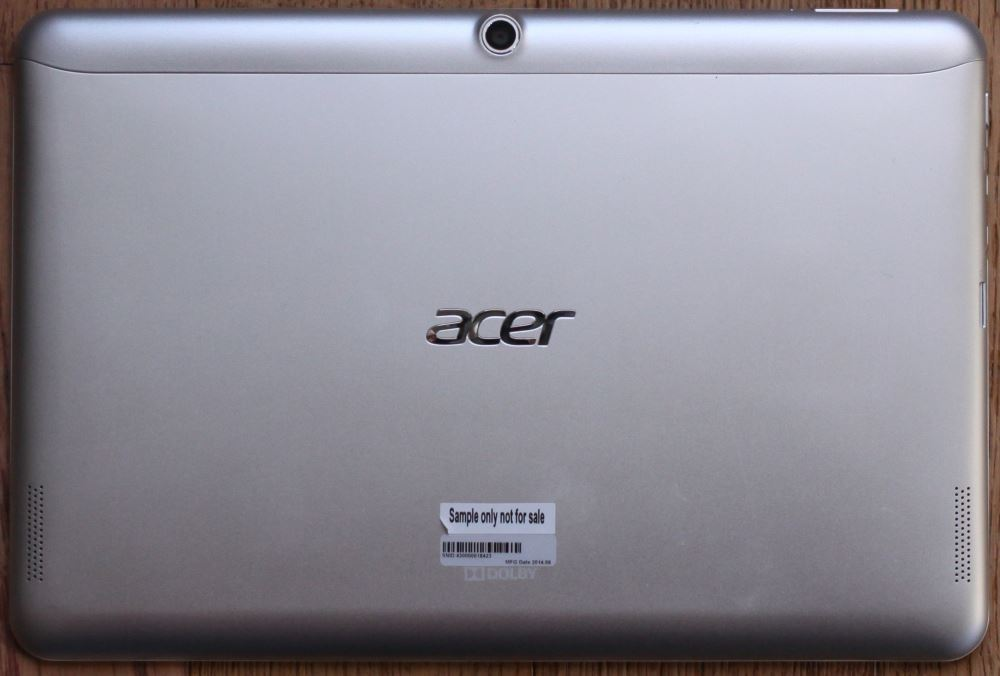 Iconia Tab 10 A3-A20 (dos)