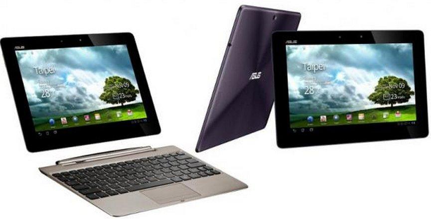 asus eeepad transformer prime une tablette surpuissante avec clavier en option tablette android. Black Bedroom Furniture Sets. Home Design Ideas
