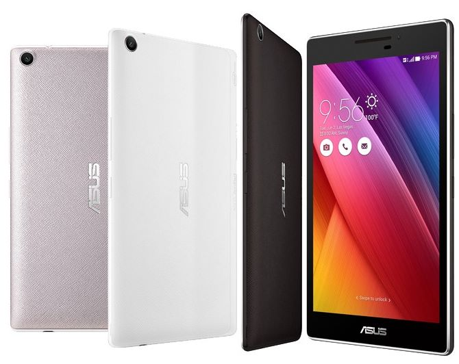 asus zenpad 7 0 z370c et z170c deux tablettes 7 pouces. Black Bedroom Furniture Sets. Home Design Ideas