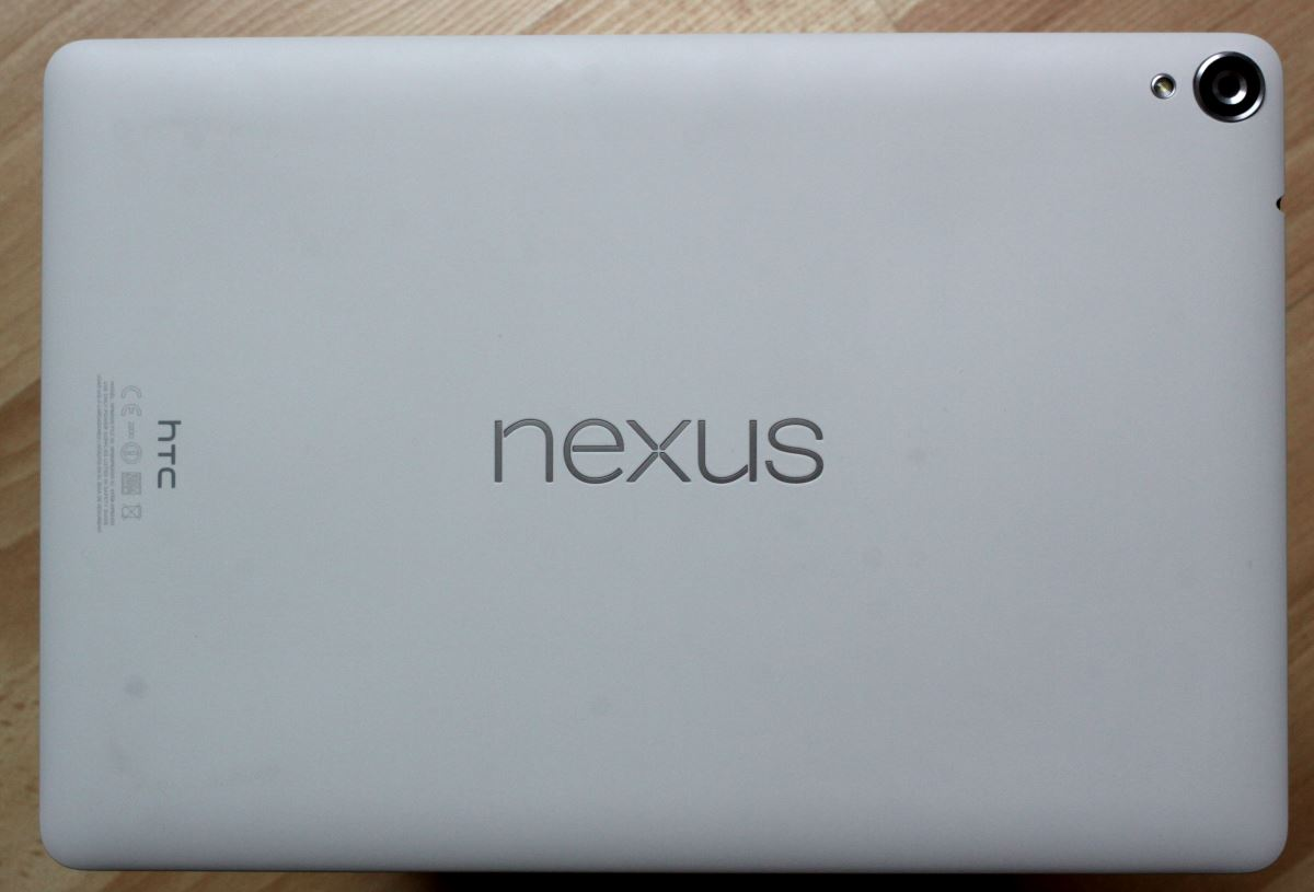 HTC Google Nexus 9 (dos)