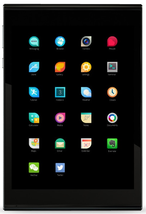 Jolla Tablet (applications)