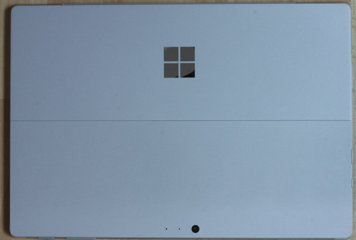 Microsoft Surface Pro 4 (dos)