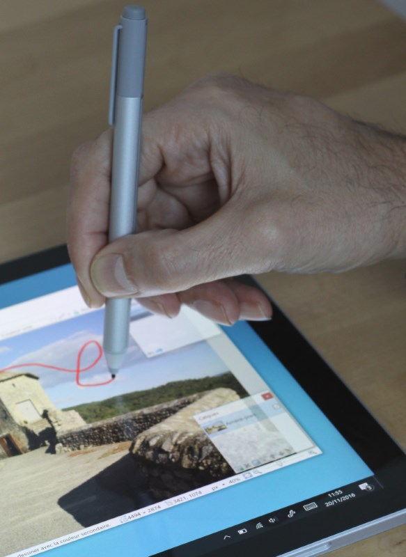 Stylet pour Surface Pro 4
