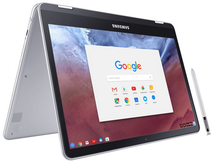 Samsung Chromebook Plus (support 2)