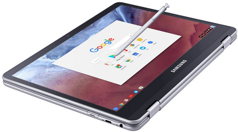 Samsung Chromebook Plus (tablette)