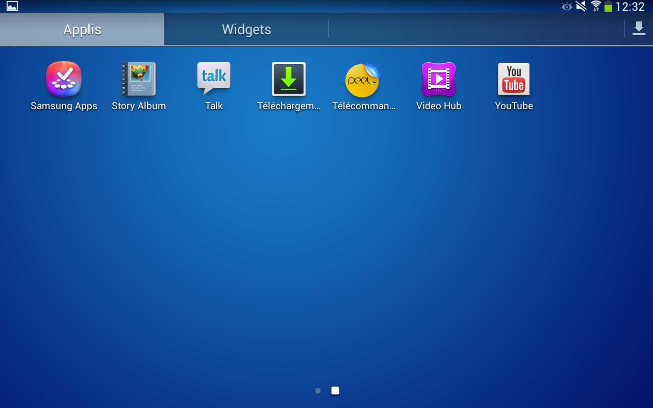 Galaxy Tab 3 10.1 (applications, suite)