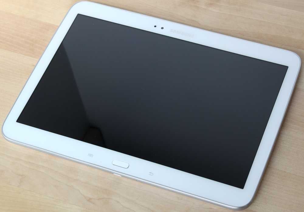 Galaxy Tab 3 10.1 en test
