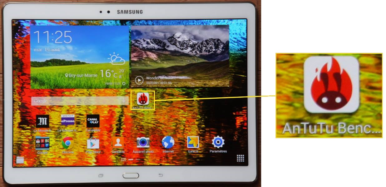 Tablettes Android : comparatif 2018 [MAJ]