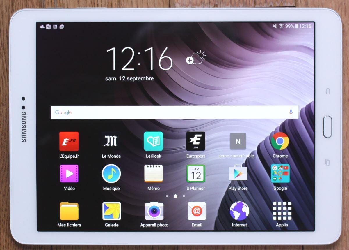 samsung galaxy tab s2 vs galaxy tab s3 laquelle choisir tablette android. Black Bedroom Furniture Sets. Home Design Ideas