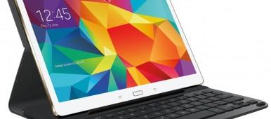 étui clavier Logitec pour Galaxy Tab S 10.5