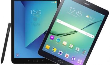 Samsung Galaxy Tab S2 et S3
