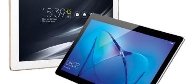 Huawei MediaPad T3 10 vs l'Asus Zenpad 10 Z301M