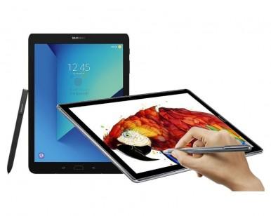 Samsung Galaxy Tab S3 et Huawei MediaPad M5 10.8