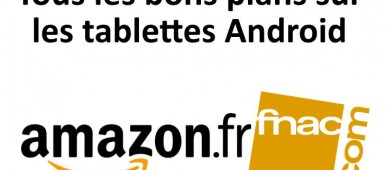 Bons plans tablettes