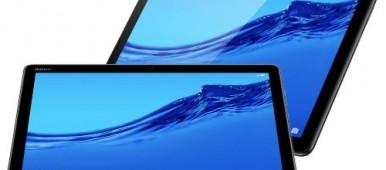 Huawei MediaPad T5 et MediaPad M5 Lite
