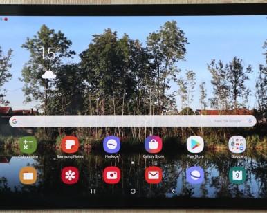 Test de la Samsung Galaxy Tab S5e