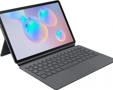 Samsung Book Cover Keyboard pour Galaxy Tab S6